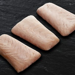 Shaping Blanks Cut From Fish Blocks